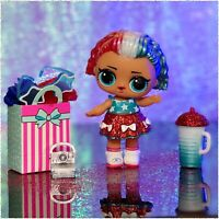 LOL Surprise Present RARE July Jubilee Doll Birthday Sealed Holiday Gift Box NEW