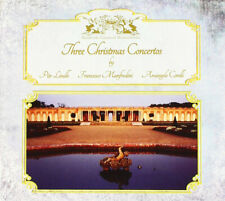 Pär Lindh : Three Christmas Concertos CD Album Digipak (2018) ***NEW***