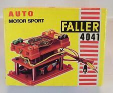 Slot Car Faller AMS Nr. 4041 Ampelschaltgerät elektrisch geprüft OVP #197