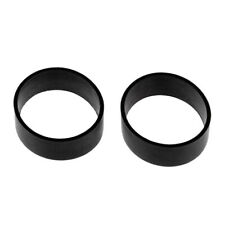 2pcs Tech Scuba Diving Backplate Snorkel Keeper Retainer Rubber Loop