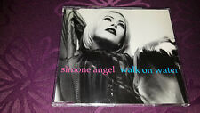 Simone Angel / Walk on Water - Maxi CD