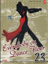 EVERYBODY ON DANCE FLOOR 23 - BOLLYWOOD - MP3 & NOT A CD.