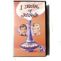 I Dream of Jeannie 4 Episodes VHS The Collector's Edition