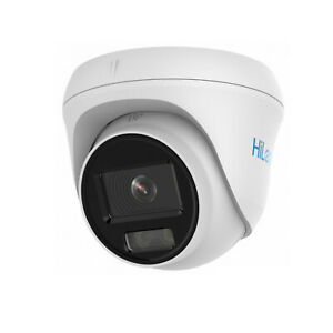 Hikvision ColorVu 5MP IP POE HILOOK IPC-T259H 2.8MM Wide Angle Outdoor Light
