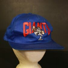 Vintage New York Giants Hat Cap Snapback NFL Hot Shots Retro Blue