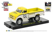 1:64 M2 Machines *MOONEYES MiJO EX MJS10* 1970 Chevrolet C60 Pickup Truck NIP