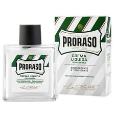 Proraso GREEN Aftershave Balm 100ml - with Eucalyptus & Menthol
