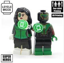 LEYILE BRICK Custom Simon & Jessica Lego minifigures, set of 2