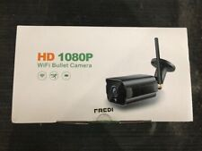Fredi Hd 1080P Wifi Bullet Camera New
