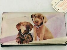 Chesapeake bay Retriever Wallet and Check book Cover