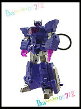 Transformer toy Iron Factory IF-EX21 Bridge Watcher Shockwave mini figure New