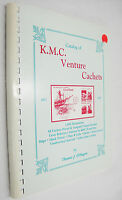 KMC Venture Cachets 1977-1991 Catalog Thomas O'Hagan 1992 Illustrated NOS