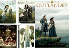 Outlander The Complete Series Season 1-4 ( DVD, 2019, 19-Disc Box Set ) New.