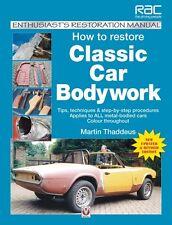 How to Restore Classic Car Bodywork PANEL BEATING AUTO WORKSHOP REPAIR MANUAL