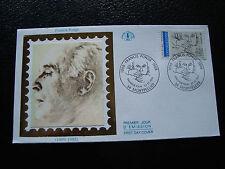 FRANCE - enveloppe 1er jour 23/2/1991 (francis ponge) (cy21) french