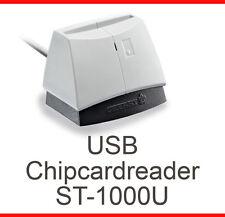 USB KARTENLESER CARDREADER CHERRY ST-1000U CARDMAN 2020 HBCI FÜR WINDOWS XP WIN7