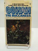 Conan the Buccaneer by L Sprague De Camp & Lin Carter (1971, Paperback)