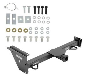 "Front Mount Trailer Tow Hitch For 09-15 Nissan Titan 4WD ONLY 2"" Receiver NEW"