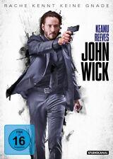 John Wick DVD NEU OVP Keanu Reeves Teil 1