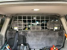 Light Cargo Pet Barrier to suit TOYOTA Landcruiser 100/105 Series