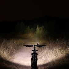 Waterproof Bicycle Led Light Bike Flashlight USB Rechargeable 700 Lumens 2000mAh