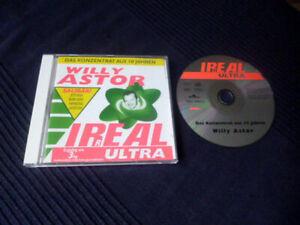 CD Willy Astor - Irreal Ultra - Das Konzenrtat aus 10 Jahren Best Of Greatest
