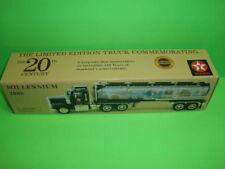Texaco Oil TANKER TMT 1999 Millennium 1/ 1008 RARE SAMPLER ORIG BROWN BOX 18120