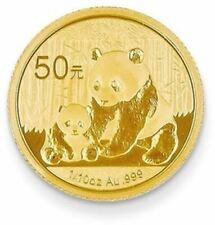 24k Yellow Gold 50 YUAN Panda Coin