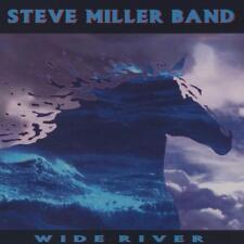 STEVE MILLER BAND - WIDE RIVER   CD NEUF
