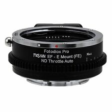 Sony E-und Canon EOS-Kamera-Objektivadapter & -Zwischenringe