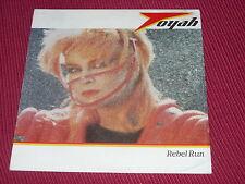 "Toyah:  Rebel Run   Near Mint  7"""