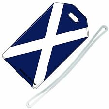 Stray Decor (Scottish) Luggage Tag / Travel ID Label