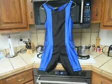 1990's vintage body suit Athletic Singlet wrestling run water sports HydroLight