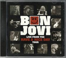 LIVE from the HAVE A NICE DAY Tour BON JOVI ~ [EP CD] Brand New ~ Last SEALED 1