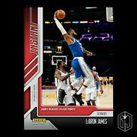 LEBRON JAMES 2020 PANINI INSTANT CARD #81 LOS ANGELES LAKERS (PRE-SALE)