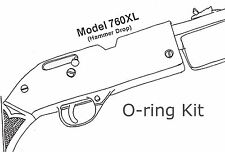 Crosman 760XL 760 XL Hammer Drop O-RING SEAL KIT