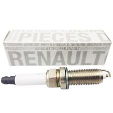 GENUINE Spark Plug RENAULT 224018760R CLIO MODUS THALIA