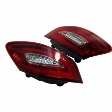 For Porsche 987 Boxster (s) / Cayman (s) 05-08 LED Tail Light Rear  Red / Clear
