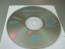 Pure Music (Aquafina Promo) (CD, 2003) - Disc Only!!!