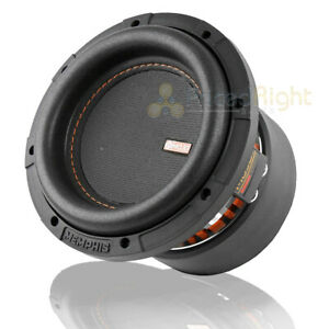 "Memphis 6.5"" Subwoofer 1400W Max Dual 2 Ohm Voice Coil Mojo Mini Series MJM622"