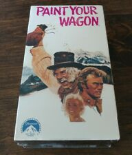 """PAINT YOUR WAGON"" starring Clint Eastwood, Lee Marvin & Jean Seberg (NEW VHS)PG"
