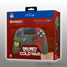 NACON Revolution Unlimited Sony PlayStation 4 Ps4 Pro Controller Call of Duty