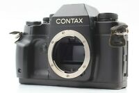 【EXC+5】 CONTAX RX 35mm SLR Film Camera Body From JAPAN / Ship by FedEx #753