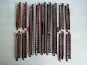 Tri-ang TT - Quantity of Type A Track & Points
