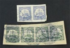 nystamps German South West Africa Stamp Town Cancel