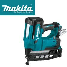 "Makita XNB02Z-R 18V LXT® Lithium‑Ion Cordless 2‑1/2"" Straight Finish Nailer, 16"