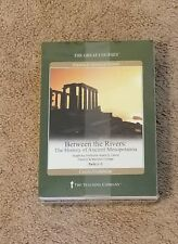 Between the Rivers-The History of Ancient Mesopotamia (CD 2006) Teaching Co. NEW