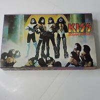 KISS Love Gun Jigsaw Puzzle Casse-tete 1977 200 pieces 100% Complete