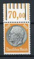 Deutsches Reich MiNr. 495 W OR postfrisch MNH (W257