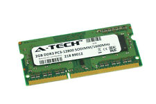 6521 AA GENUINE A-TECH LAPTOP MEMORY 2GB DDR3 PC3-12800 (CA610)